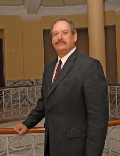 Portrait of David U. Flores